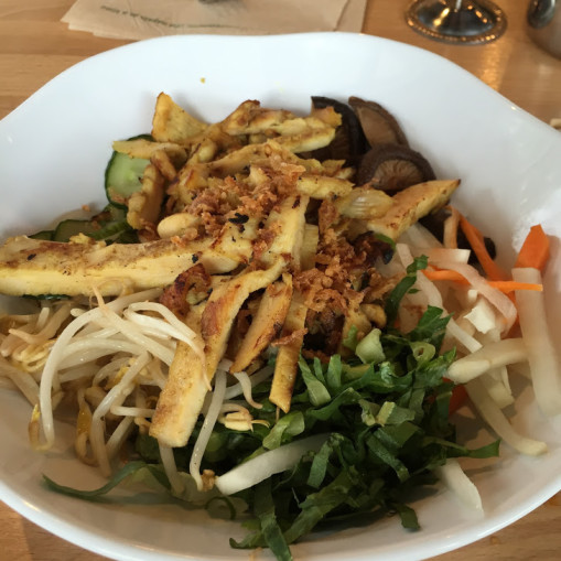 Bún Rice Noodle Bowl