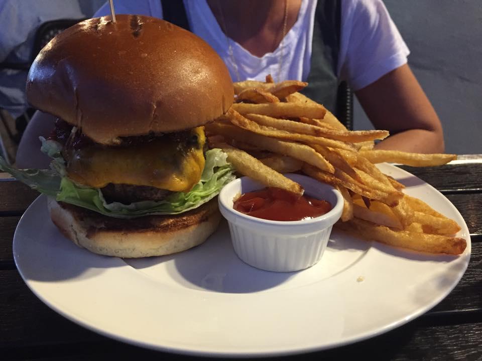H.P.B. Burger
